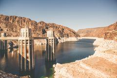 Hoover Dam Arizona Stock Photos