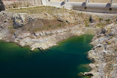Hoover Dam At Lake Powell Royalty Free Stock Photo