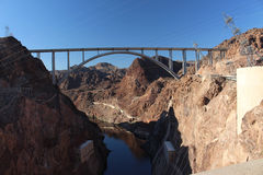 Hoover Dam Royalty Free Stock Image
