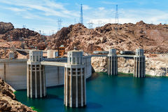Hoover Dam Stock Photos