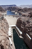 Hoover Dam and Lake Mead, Nevada Royalty Free Stock Photography