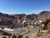 The Hoover Dam Stock Photos