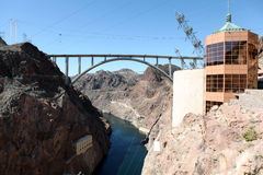 Hoover Dam Nevada Royalty Free Stock Image