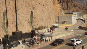Hoover Dam in Nevada Stock Images