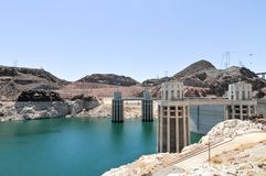 Hoover Dam - Nevada Royalty Free Stock Images
