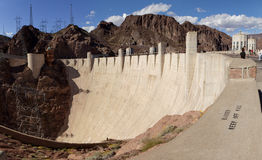 Hoover Dam - panoramic Stock Photos