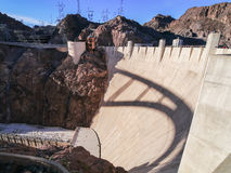 Hoover Dam. In United States of America Royalty Free Stock Image