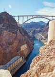 Hoover Dam, USA Stock Photo