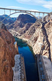 Hoover Dam, USA Royalty Free Stock Image
