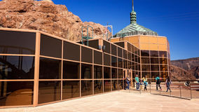 Hoover Dam Visitor Center Royalty Free Stock Images