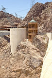 Hoover Dam visitor cnter building. Stock Photos