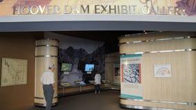 Hoover tama w Nevada obrazy stock