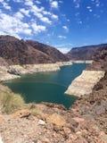 Hoover tamy Nevada usa Zdjęcie Stock