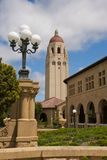 Hoover Tower at Stanford Stock Images