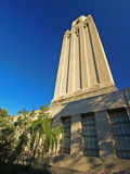 The Hoover Tower of Stanford University Stock Photography