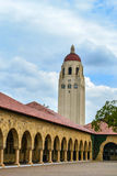 Hoover Tower at Stanford University Royalty Free Stock Photography