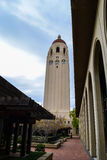 Hoover Tower at Stanford University Royalty Free Stock Photos