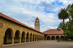 Hoover Tower at Stanford University Stock Images