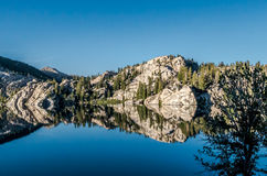Hoover Wilderness. Backpacking through the Hoover Wilderness in the Sierras, California Royalty Free Stock Image