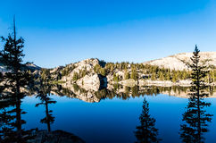 Hoover Wilderness. Backpacking through the Hoover Wilderness in the Sierras, California Royalty Free Stock Photo