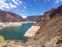 Hooverdamm Nevada USA Lizenzfreie Stockfotografie