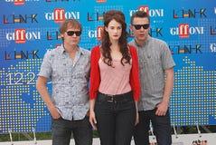 Hooverphonic-Al Giffoni-Film-Festival 2011 Stockfoto