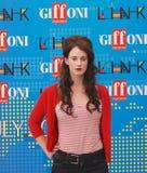 Hooverphonic al Giffoni Film Festival 2011 Royalty Free Stock Image