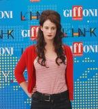 Hooverphonic alGiffoni filmfestival 2011 Royaltyfria Foton