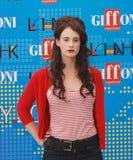 Hooverphonic alGiffoni filmfestival 2011 Royaltyfri Bild