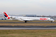 Hop! (Air France) Royalty-vrije Stock Afbeelding