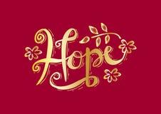 hope stock illustrationer