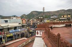 Hope Circle, Alwar, Rajasthan, India Stock Images