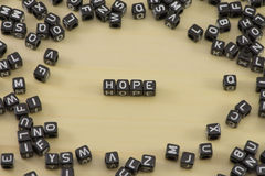The hope Stock Images