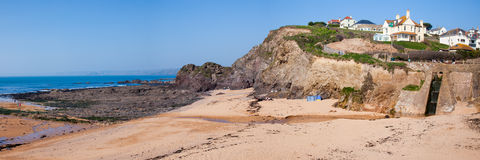 Hope Cove royalty free stock images
