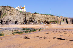 Hope Cove Royalty Free Stock Photography