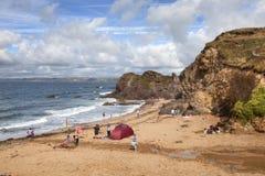 Hope Cove, Devon Royalty Free Stock Image