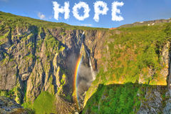 Hope land Royalty Free Stock Images