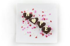 Hope Marshmallows Stock Images