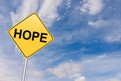 Hope Stock Image