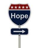 Hope Sign Stock Photos