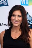 Hope Solo Royalty Free Stock Images