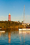 Hope Town Lighthouse Stock Image