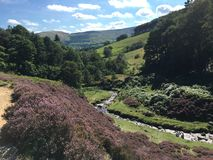 Hope Valley, Edale Royalty Free Stock Photography