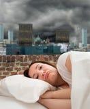 Hopeless and sad Stock Photography