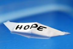 Hopeloos Stock Foto's