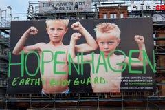 Hopenhagen - COP15 Stockbilder