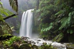Hopetoun cai em Victoria, Austrália Fotos de Stock