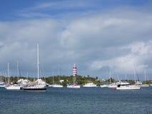 Hopetown, Bahamas Lizenzfreies Stockbild