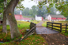 Hopewell Furnace National Historic Site Royalty Free Stock Photography