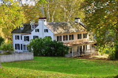 Hopewell Furnace, P: Ironmaster's Mansion Royalty Free Stock Photography